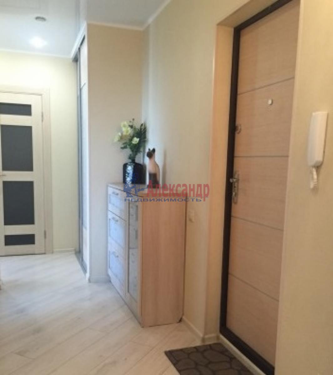 1-комнатная квартира (43м2) в аренду по адресу Московский просп., 183— фото 1 из 5