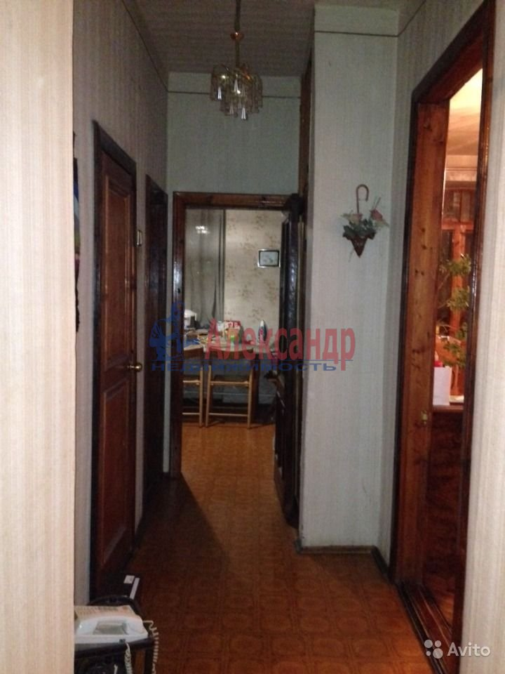 2-комнатная квартира (65м2) в аренду по адресу Литейный пр., 12— фото 2 из 7