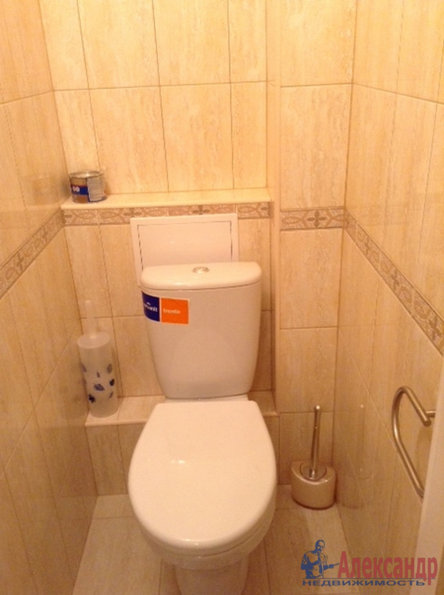 2-комнатная квартира (55м2) в аренду по адресу Гаккелевская ул., 27— фото 17 из 18