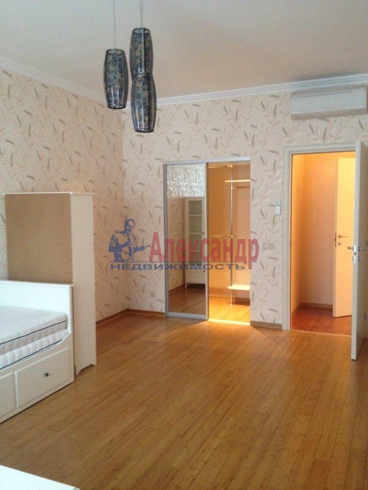 3-комнатная квартира (110м2) в аренду по адресу Каменноостровский пр., 62— фото 8 из 15