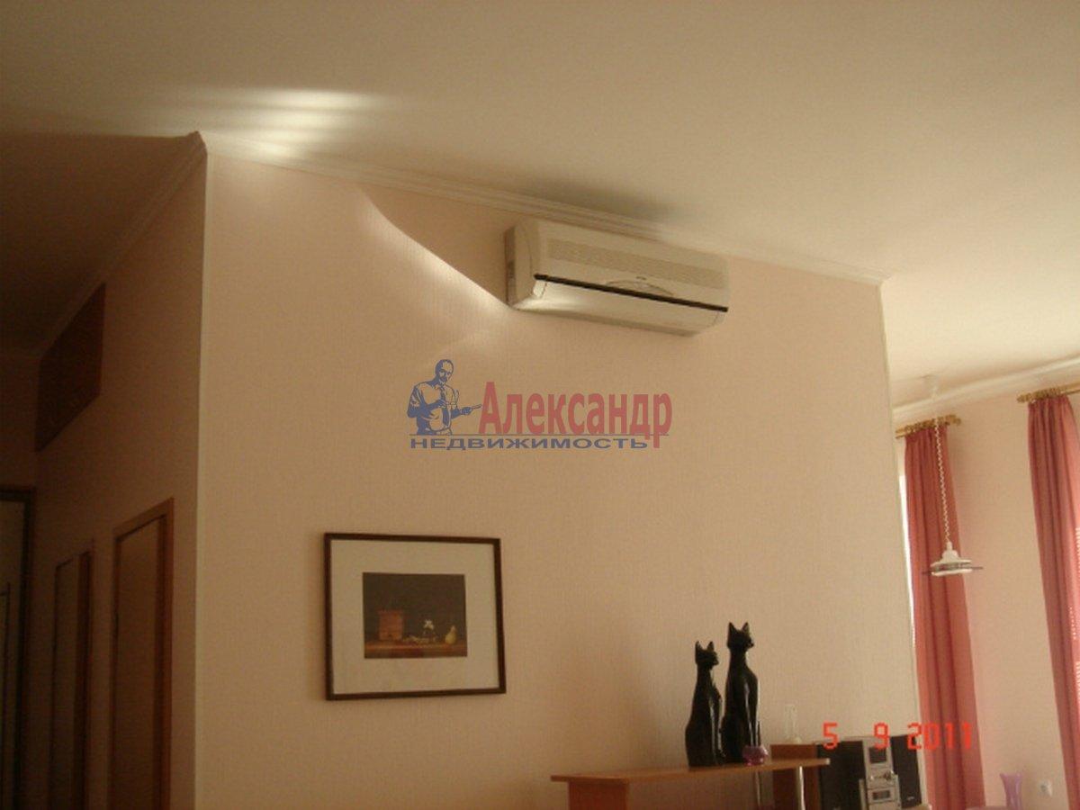 3-комнатная квартира (102м2) в аренду по адресу Невский пр., 162— фото 5 из 10