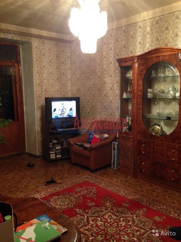 2-комнатная квартира (65м2) в аренду по адресу Литейный пр., 12— фото 4 из 7