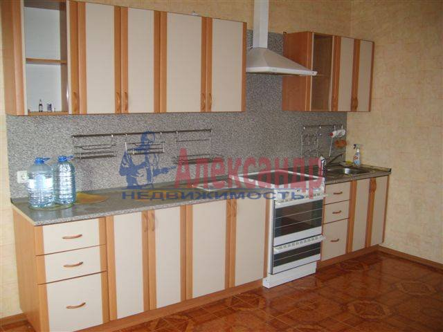1-комнатная квартира (39м2) в аренду по адресу Каменноостровский пр., 40— фото 5 из 5