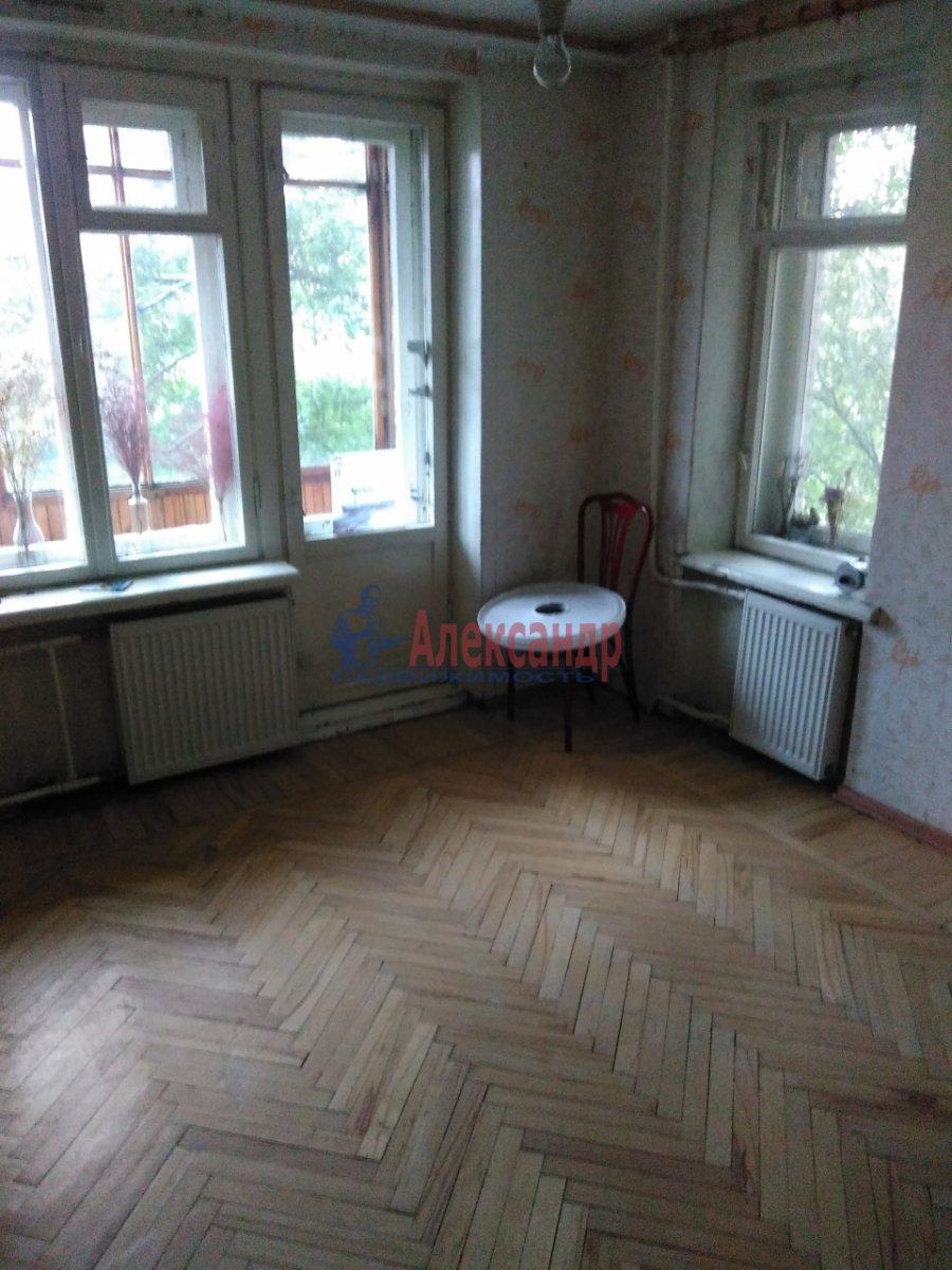 1-комнатная квартира (33м2) в аренду по адресу Турку ул., 11— фото 1 из 7