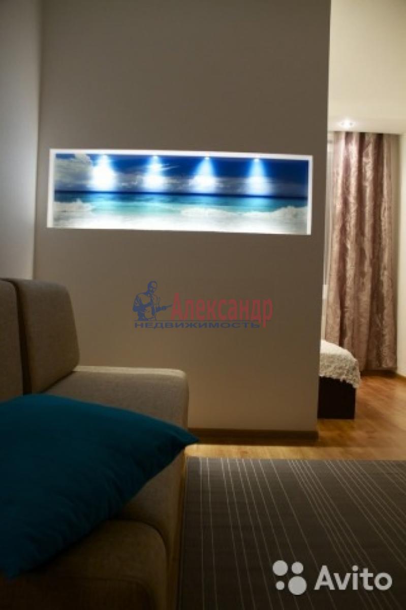 1-комнатная квартира (40м2) в аренду по адресу Пулковское шос., 36— фото 10 из 13