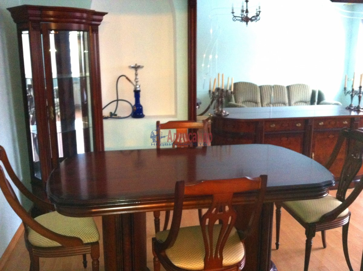 3-комнатная квартира (105м2) в аренду по адресу Малая Конюшенная ул., 5— фото 5 из 5