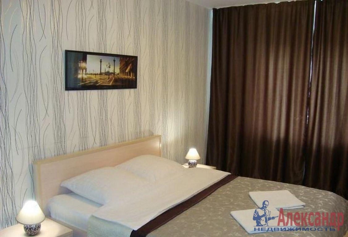 2-комнатная квартира (55м2) в аренду по адресу Пулковское шос., 14— фото 2 из 4