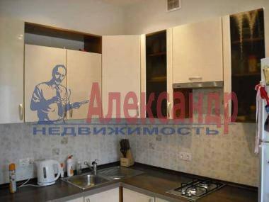2-комнатная квартира (60м2) в аренду по адресу Луначарского пр., 58— фото 1 из 3