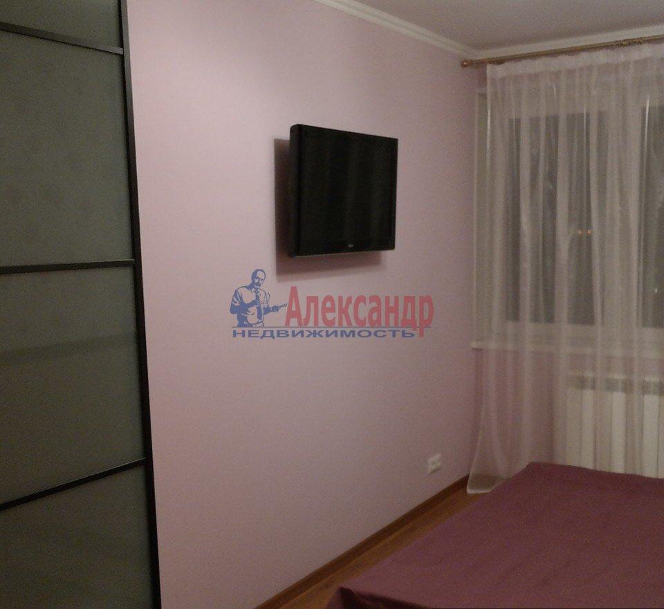 1-комнатная квартира (43м2) в аренду по адресу Юрия Гагарина просп., 14— фото 10 из 10