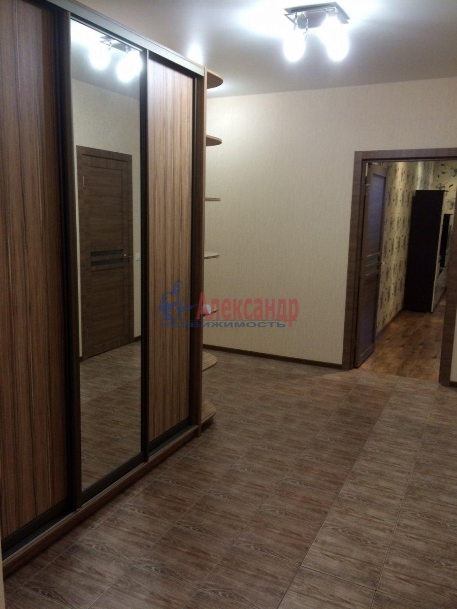 2-комнатная квартира (69м2) в аренду по адресу Просвещения пр., 15— фото 8 из 10
