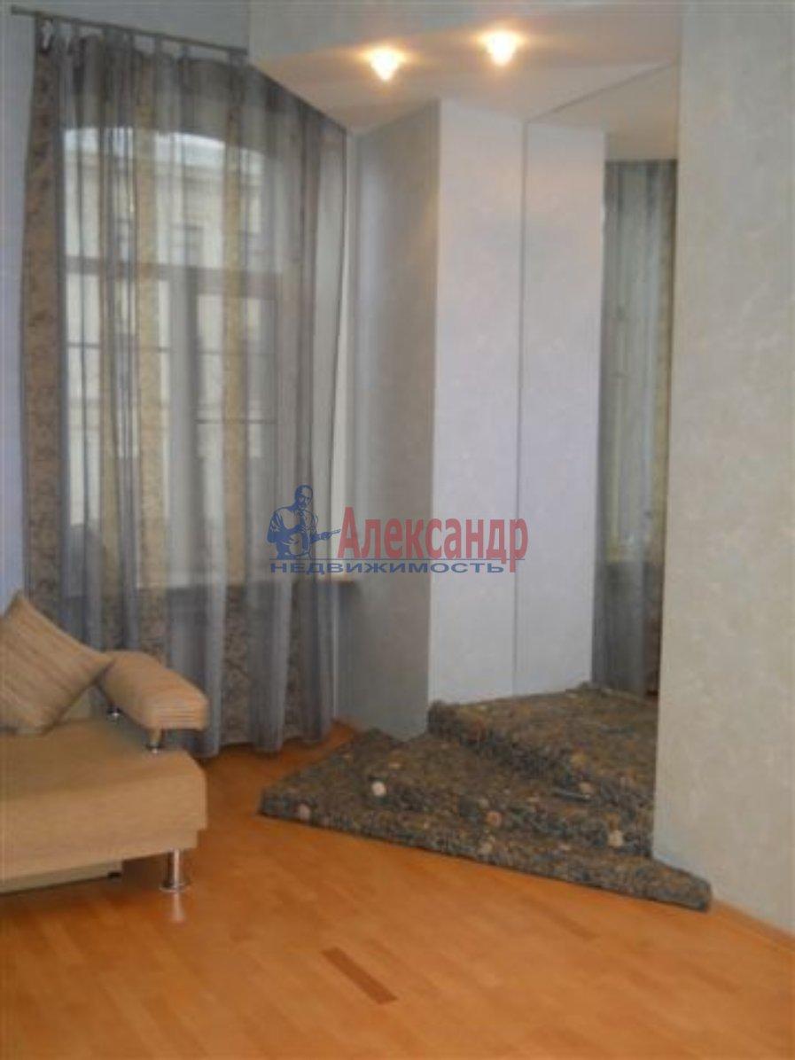 1-комнатная квартира (45м2) в аренду по адресу Щербаков пер., 4— фото 2 из 3