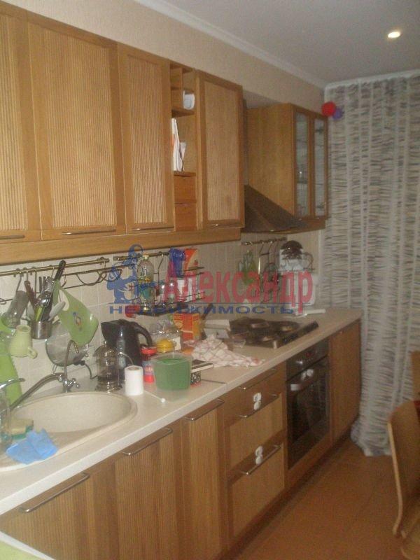 1-комнатная квартира (40м2) в аренду по адресу Бассейная ул., 55— фото 4 из 6