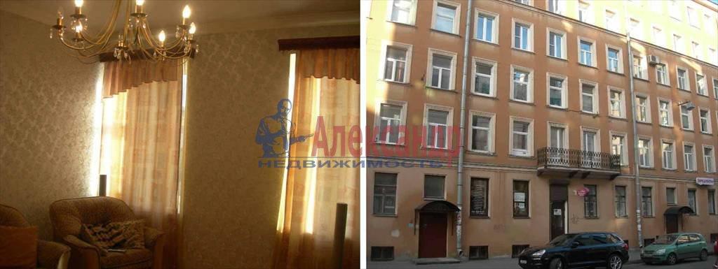 2-комнатная квартира (68м2) в аренду по адресу Транспортный пер., 2— фото 1 из 3