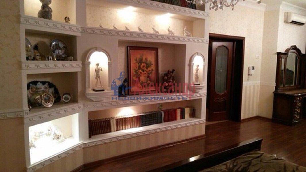 1-комнатная квартира (48м2) в аренду по адресу Кременчугская ул., 11— фото 3 из 4