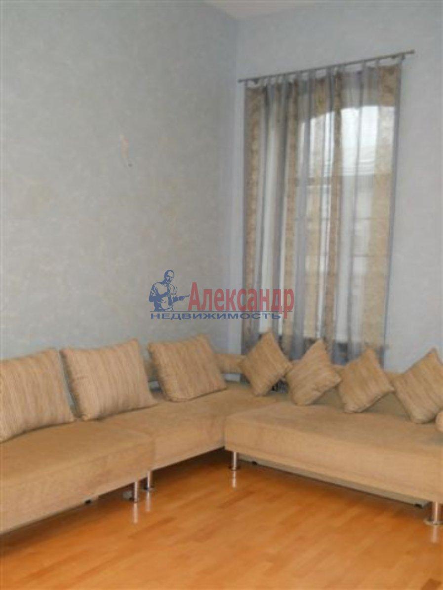 1-комнатная квартира (45м2) в аренду по адресу Щербаков пер., 4— фото 3 из 3