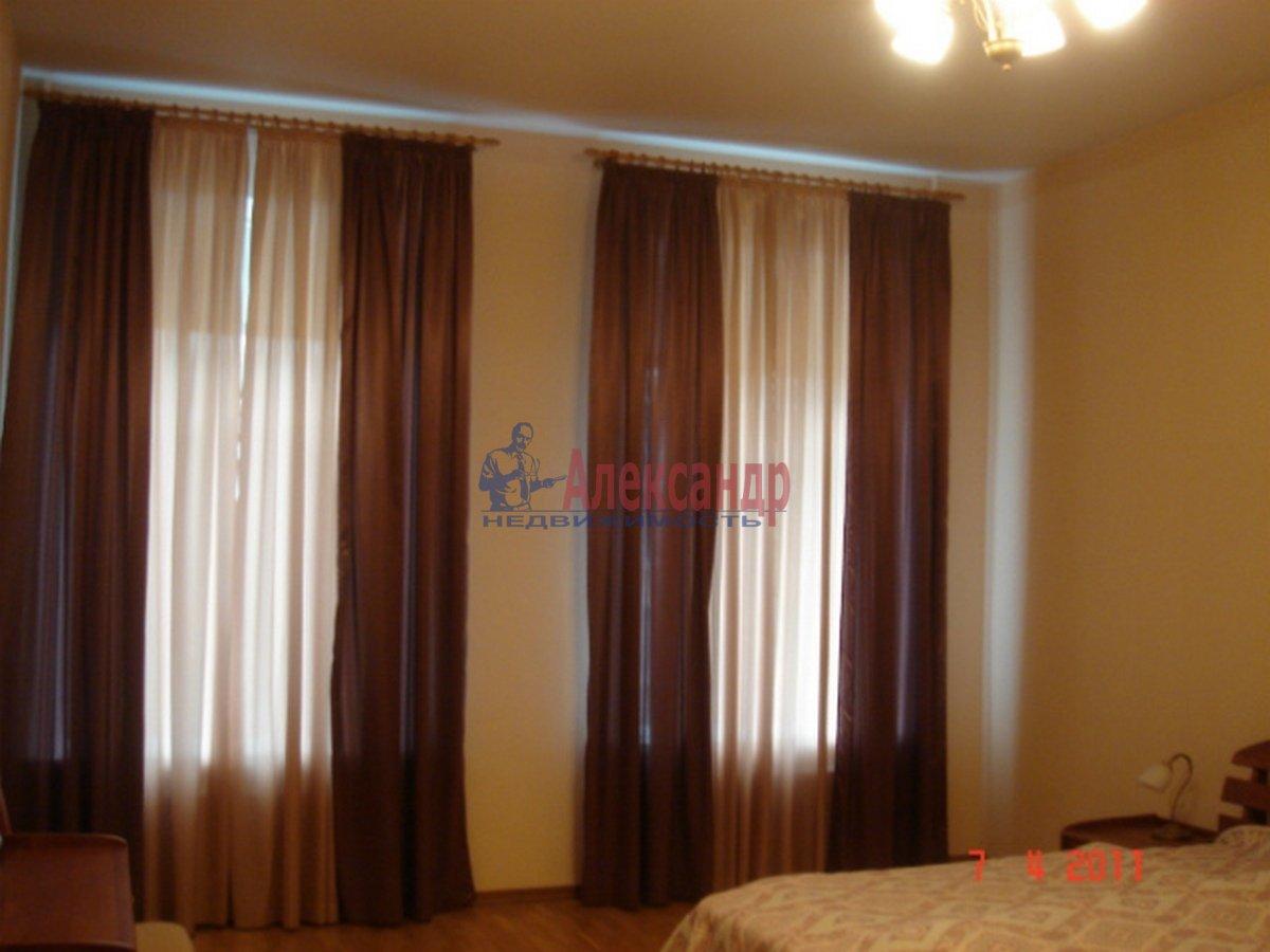 3-комнатная квартира (102м2) в аренду по адресу Невский пр., 162— фото 8 из 10