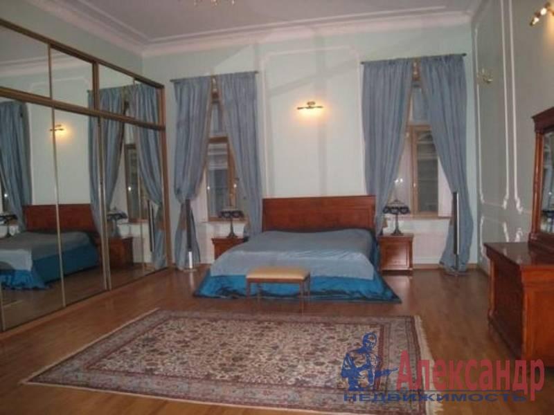 5-комнатная квартира (240м2) в аренду по адресу Адмиралтейская наб., 12— фото 1 из 2