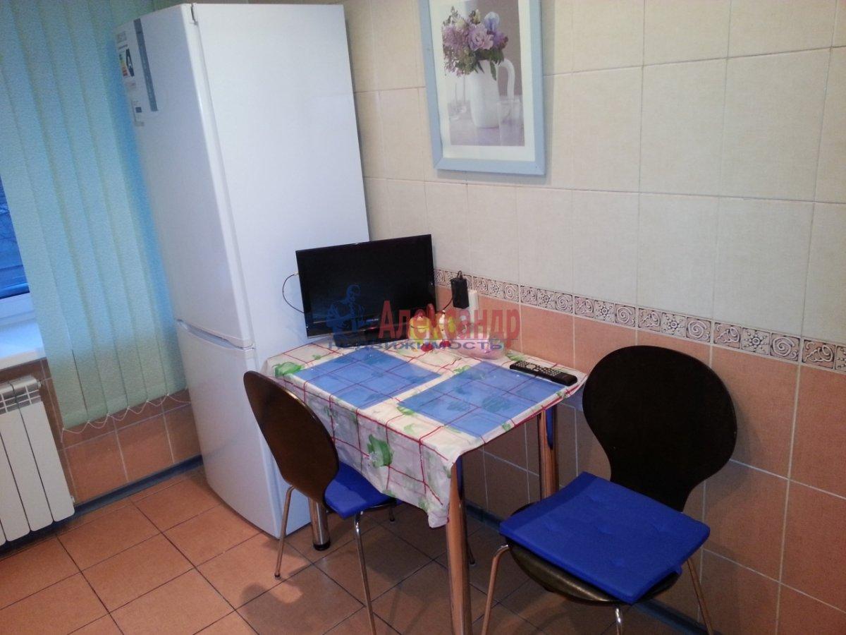 1-комнатная квартира (45м2) в аренду по адресу Бойцова пер., 4— фото 1 из 1
