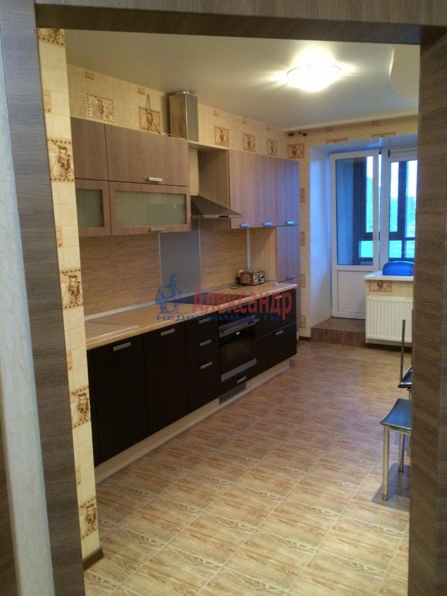 2-комнатная квартира (69м2) в аренду по адресу Просвещения пр., 15— фото 7 из 10