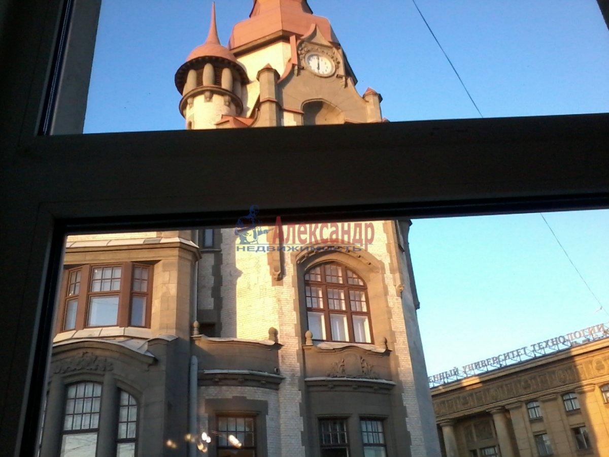 2-комнатная квартира (49м2) в аренду по адресу Вознесенский пр., 43— фото 6 из 6