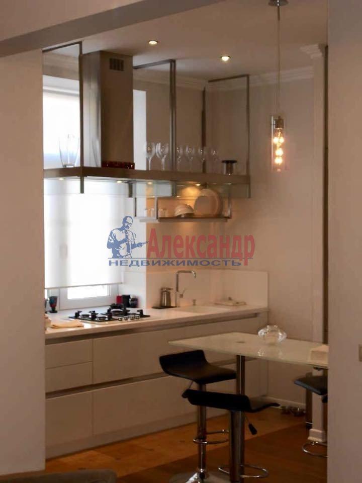 2-комнатная квартира (65м2) в аренду по адресу Морская наб., 17— фото 4 из 4