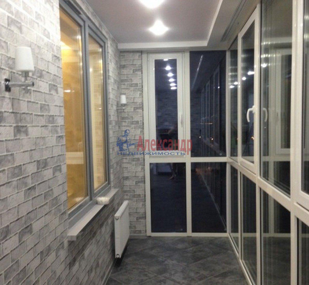 1-комнатная квартира (40м2) в аренду по адресу Адмирала Коновалова ул., 2— фото 9 из 9