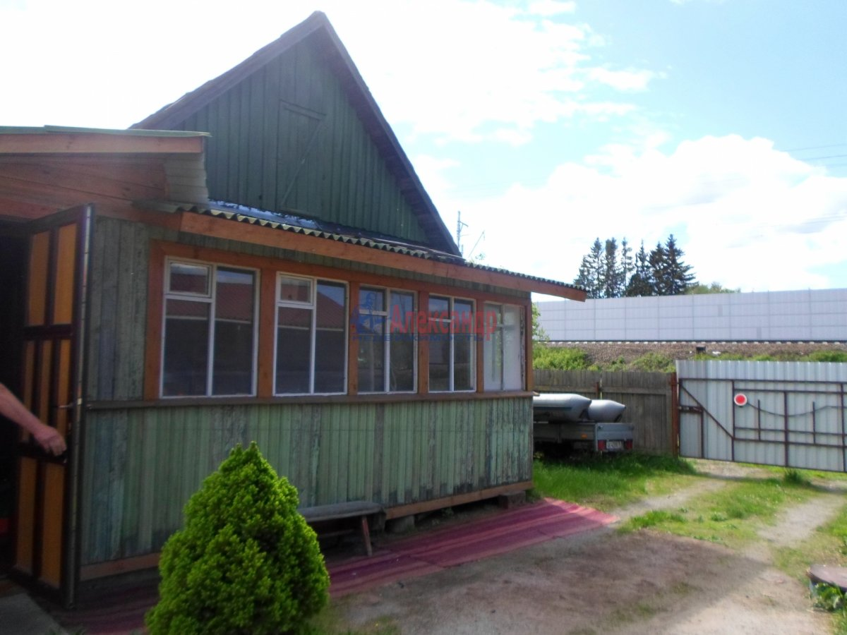 Дом (40м2) в аренду — фото 1 из 4