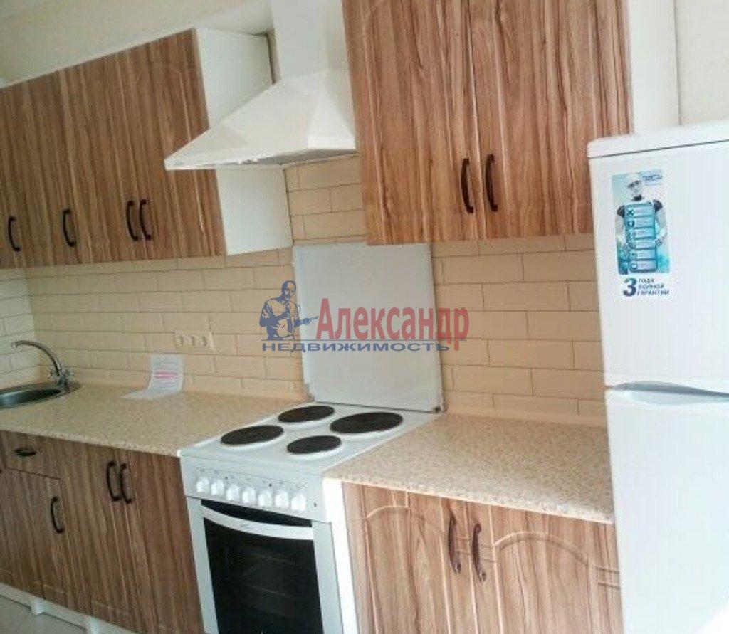 1-комнатная квартира (41м2) в аренду по адресу Парголово пос., Федора Абрамова ул., 8— фото 2 из 3