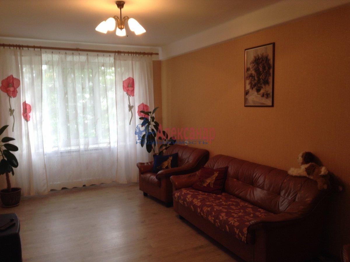 2-комнатная квартира (53м2) в аренду по адресу Гражданский пр., 110— фото 1 из 7
