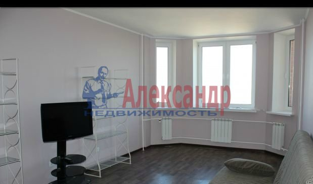 1-комнатная квартира (39м2) в аренду по адресу Савушкина ул., 115— фото 2 из 3