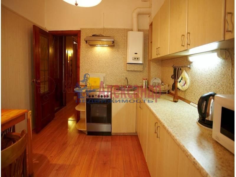 3-комнатная квартира (80м2) в аренду по адресу Канала Грибоедова наб.— фото 10 из 10