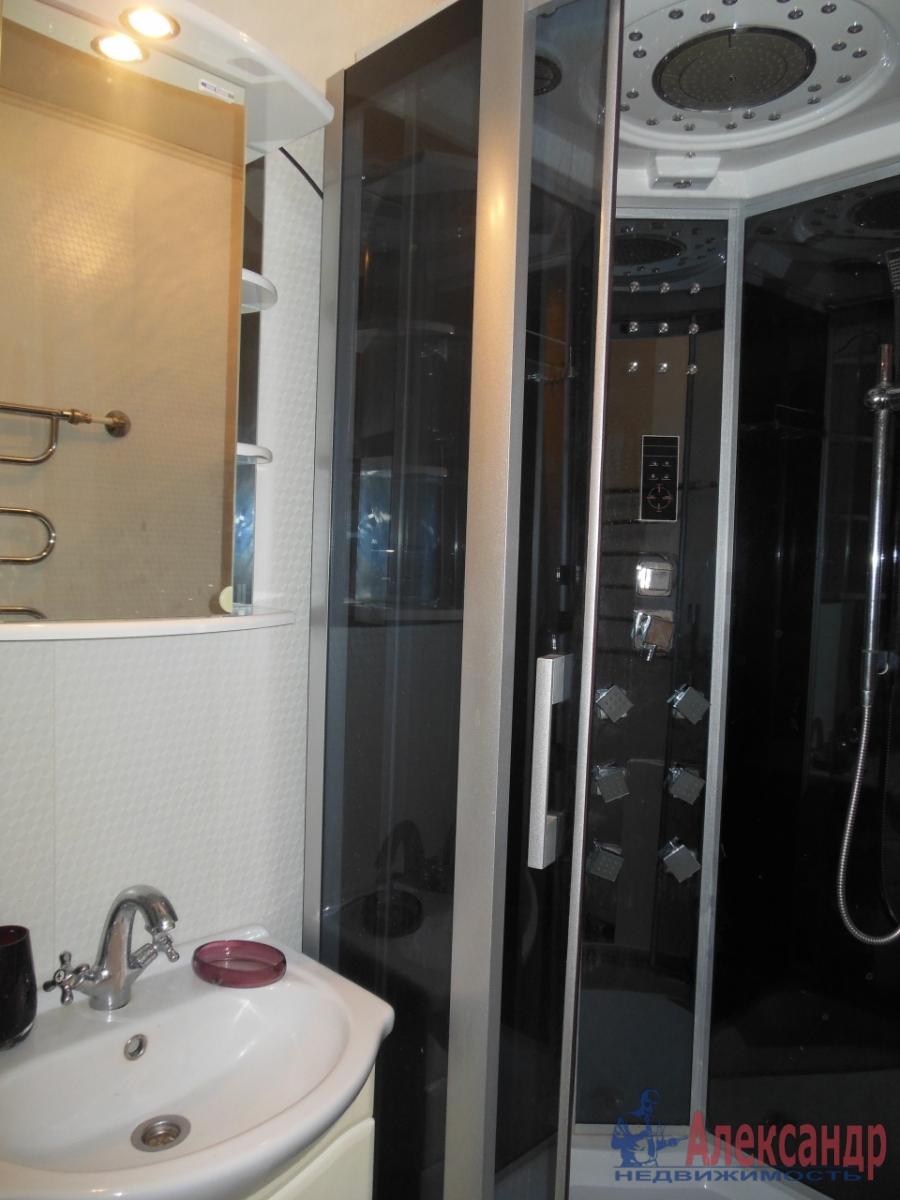 2-комнатная квартира (50м2) в аренду по адресу Варшавская ул., 65— фото 4 из 5