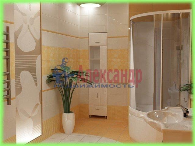 3-комнатная квартира (71м2) в аренду по адресу Московский просп., 179— фото 2 из 3