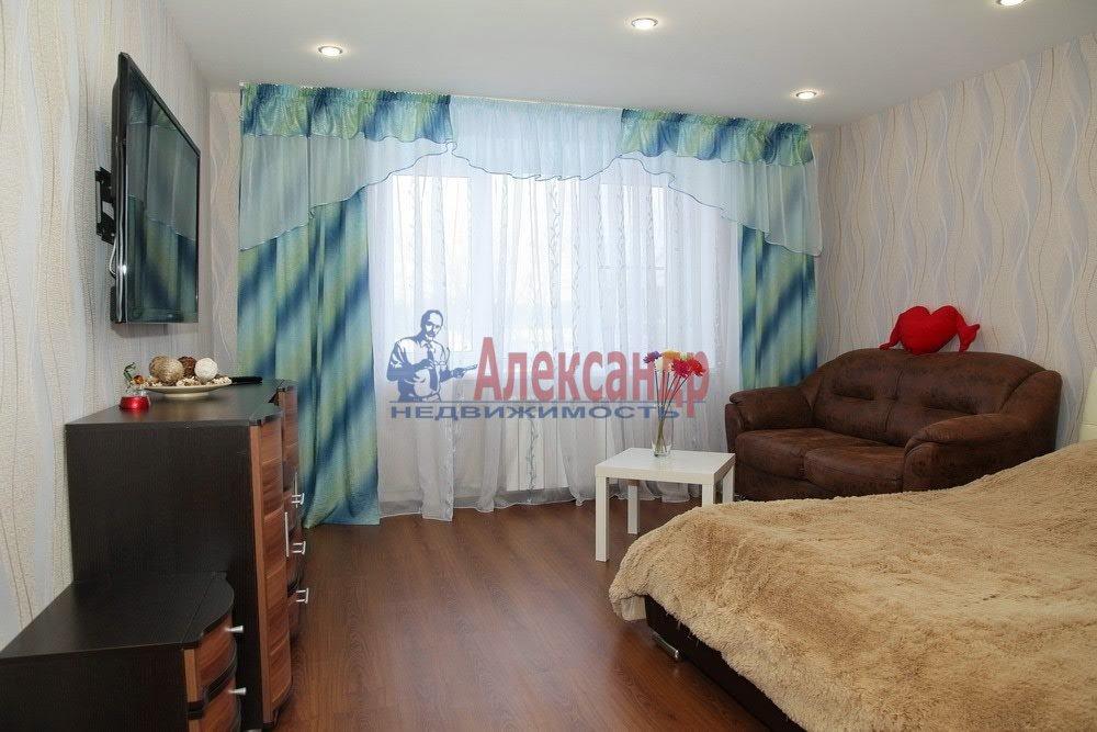 1-комнатная квартира (40м2) в аренду по адресу Кораблестроителей ул., 44— фото 5 из 14