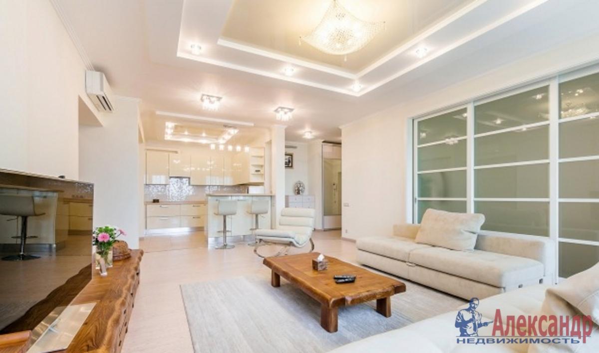 3-комнатная квартира (137м2) в аренду по адресу Рюхина ул., 12— фото 2 из 6
