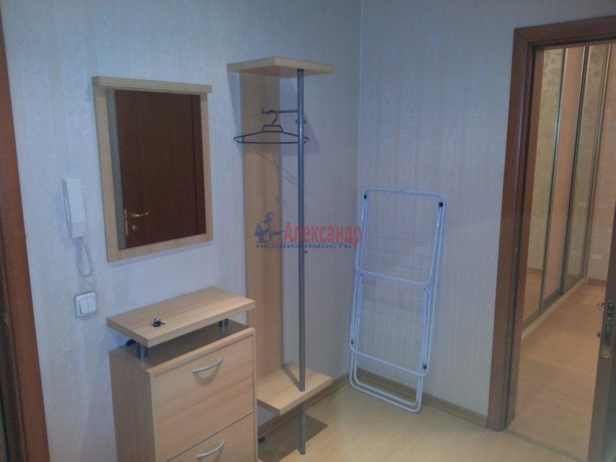 1-комнатная квартира (48м2) в аренду по адресу Ленсовета ул., 88— фото 16 из 18
