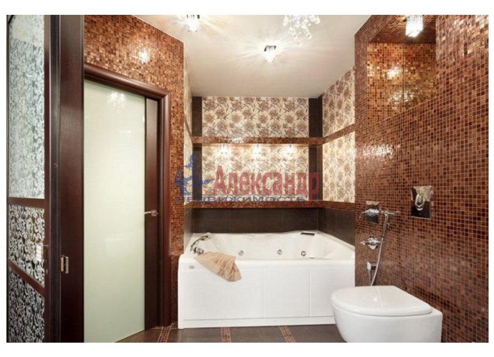 3-комнатная квартира (98м2) в аренду по адресу Приморский пр., 137— фото 3 из 12