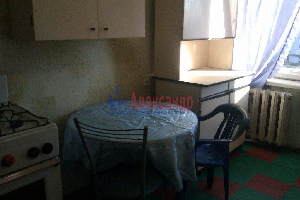 1-комнатная квартира (40м2) в аренду по адресу 2 Муринский пр., 45— фото 1 из 8