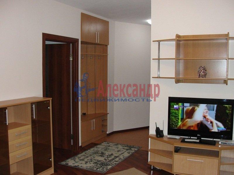 2-комнатная квартира (58м2) в аренду по адресу Бухарестская ул., 118— фото 4 из 5