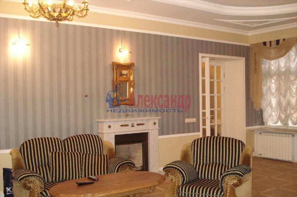 4-комнатная квартира (120м2) в аренду по адресу Большая Конюшенная ул., 3— фото 2 из 10