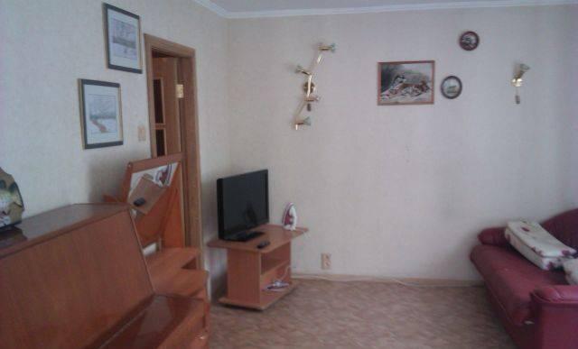 1-комнатная квартира (35м2) в аренду по адресу Киришская ул., 9— фото 1 из 3