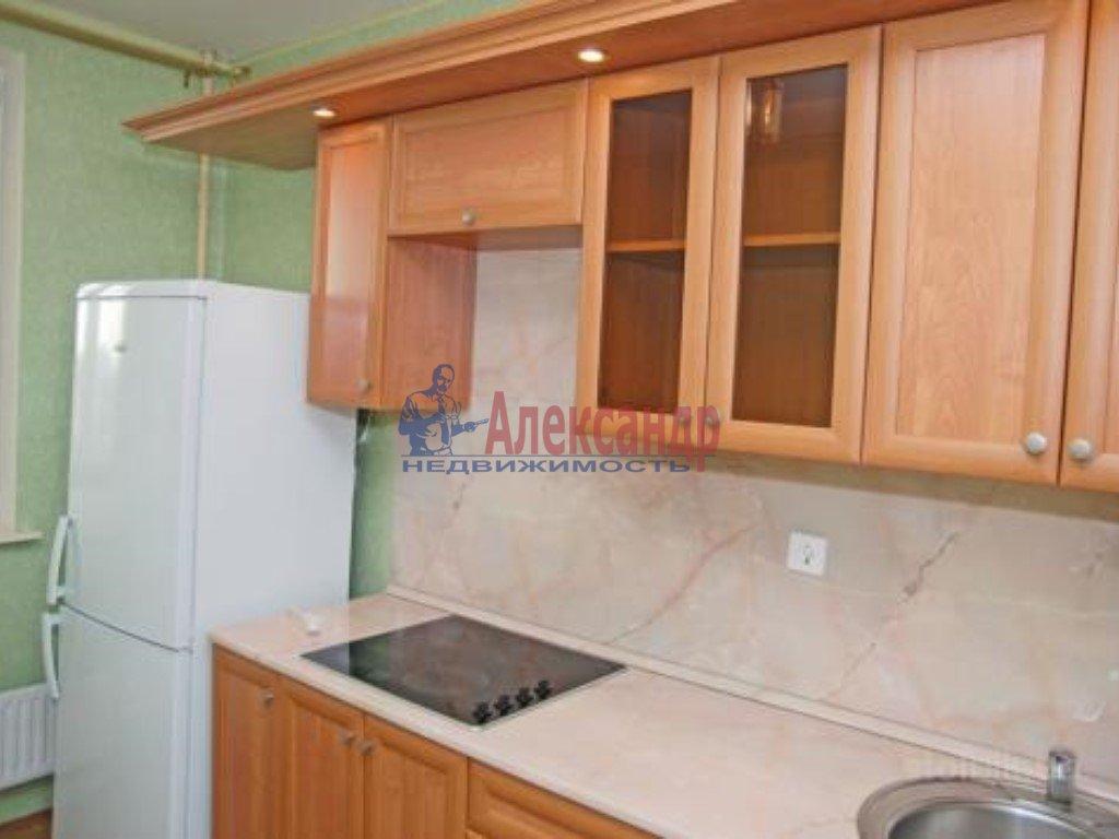 1-комнатная квартира (40м2) в аренду по адресу Просвещения пр., 53— фото 1 из 2