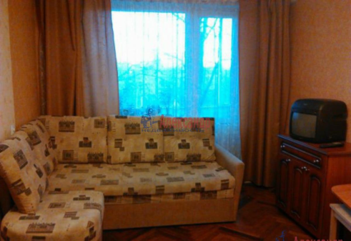 1-комнатная квартира (40м2) в аренду по адресу Петергофское шос., 78— фото 4 из 4