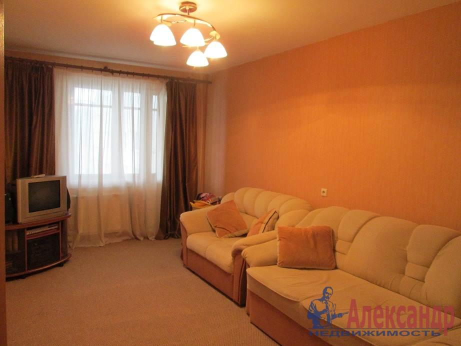 1-комнатная квартира (42м2) в аренду по адресу Лени Голикова ул., 47— фото 4 из 6