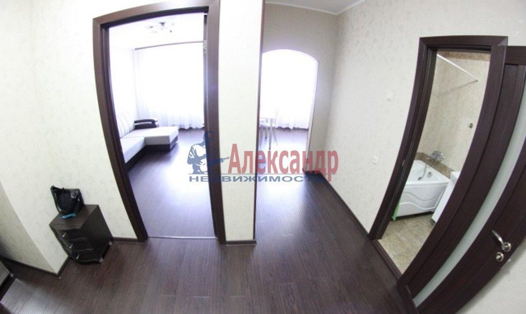 1-комнатная квартира (34м2) в аренду по адресу Обуховской Обороны пр., 195— фото 5 из 5
