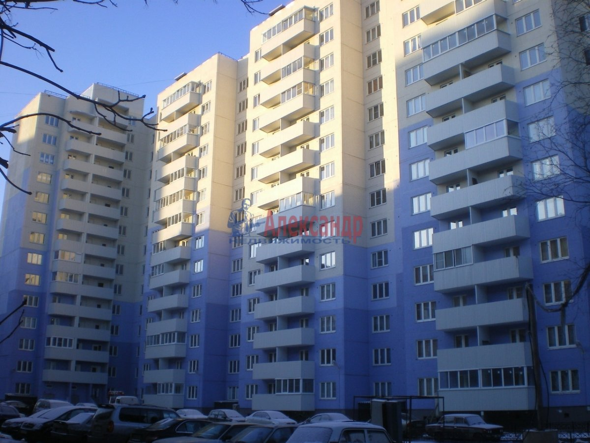 1-комнатная квартира (40м2) в аренду по адресу Шотмана ул., 6— фото 3 из 7