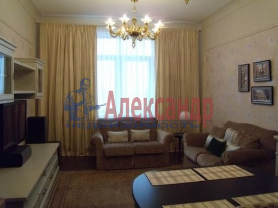 2-комнатная квартира (80м2) в аренду по адресу Вязовая ул., 10— фото 3 из 11