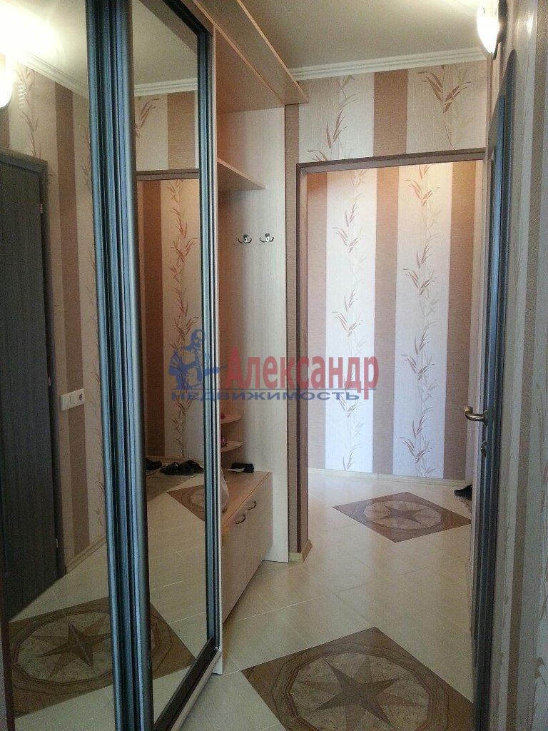 1-комнатная квартира (43м2) в аренду по адресу Ново-Александровская ул., 14— фото 4 из 10