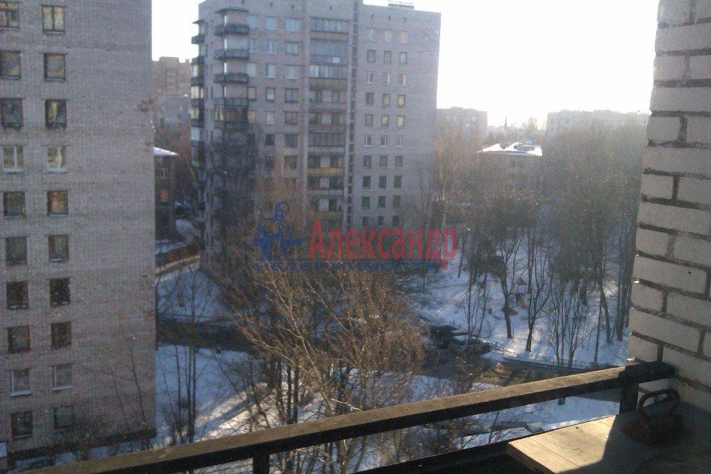1-комнатная квартира (40м2) в аренду по адресу 2 Муринский пр., 45— фото 7 из 8