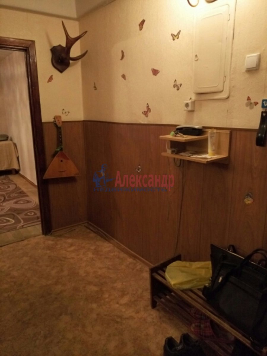 2-комнатная квартира (48м2) в аренду по адресу Черкасова ул., 8— фото 7 из 7